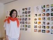 神楽坂で365日分のスープ写真と絵画展-スープ実食や野菜の販売も