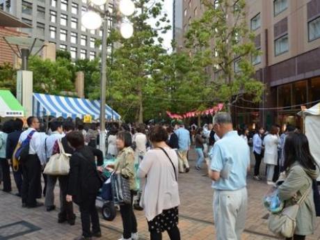 飯田橋・アイガーデンエアで恒例の「i-i FESTA 2013」が開催される(画像=昨年の様子)