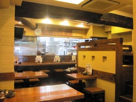 四ツ谷にオープンしたもつ鍋と串焼きの店「金太郎 四谷店」