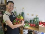 神楽坂に2日間限定のジューススタンド-牛込柳町の青果店が企画