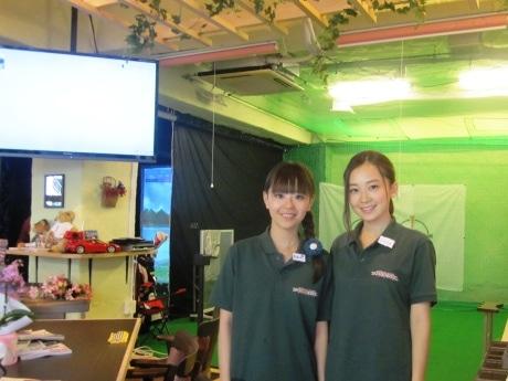 四ツ谷・三栄通りにオープンしたゴルフスタジオを併設したカフェバー「FORESTA(フォレスタ)」