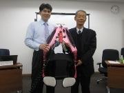 「マッスルスーツ」商品化へ向けて-東京理科大がベンチャー企業創立