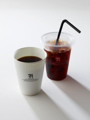累計販売数4億5000万杯を突破したセブン-イレブンの「SEVEN CAFE」