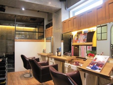 「TheRoom神楽坂」3階にオープンしたオーガニックを主体としたプライベートサロン「hair art Organica 神楽坂」