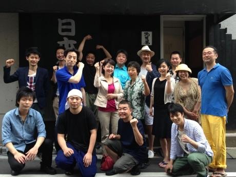 四ツ谷の飲食店22店による合同日本酒イベント「大長野酒祭り2014in四谷」が間もなく開催