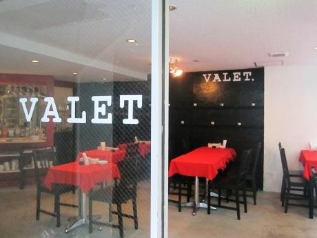 四ツ谷駅近くの裏通りにオープンしたグリル&ダイニング「VALET.(バレット)」