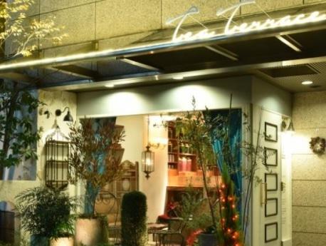 神楽坂にオープンした紅茶カフェ「Tea Terrace KAGURAZAKA」