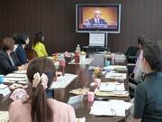PHP研究所東京本部で「松下幸之助女子会」 書籍「道をひらく」テーマに