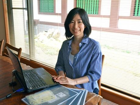 同講座を主宰する管理栄養士の長有里子さん