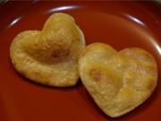 神楽坂のせんべい店、バレンタインに向け「ハート形せんべい」販売