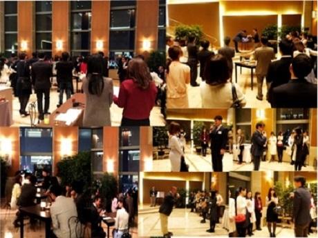 縁結びの神社として人気の「東京大神宮」境内の結婚式場「マツヤサロン」で婚活イベント「独婚祭」が開催される(画像=昨年開催時の様子)