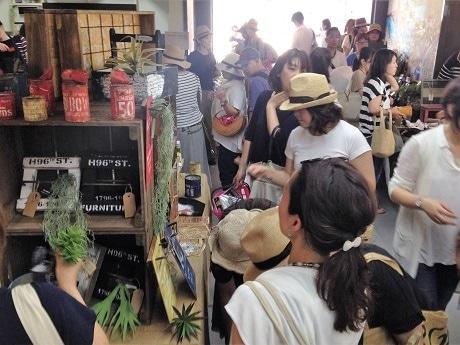 市ケ谷で開催された「DIY+GREEN出版記念イベントin東京」の様子