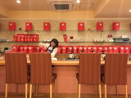 牛込神楽坂にスリランカ紅茶専門店「The tee Tokyo  supported by MLESNA TEA」がオープン