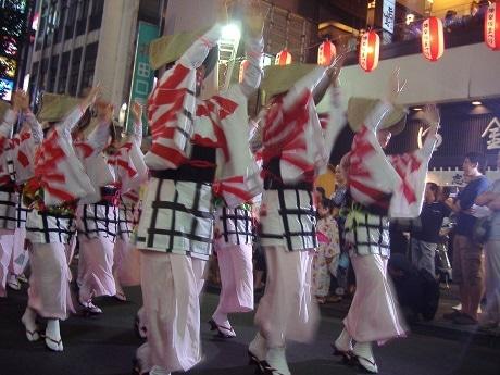 神楽坂の夏の風物詩「神楽坂まつり」が間もなく開催される(画像=過去開催時の様子)