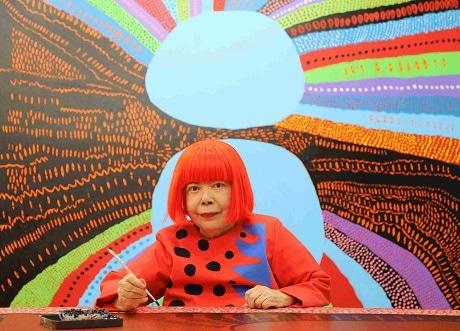 新宿区弁天町に10月1日、「草間彌生美術館」が開館する©YAYOI KUSAMA