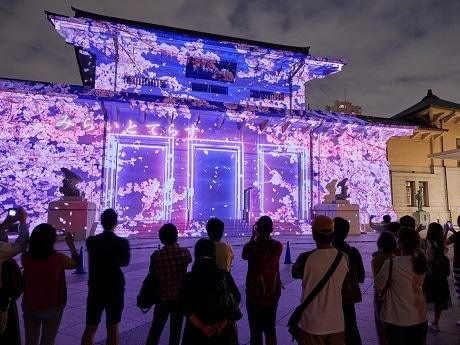 靖国神社で夜間参拝企画「みらいとてらす」が今年も開催(写真提供:靖国神社)
