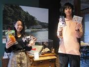 神楽坂・離島キッチンで法政大学生による「佐渡島フェア」 離島活性化企画で