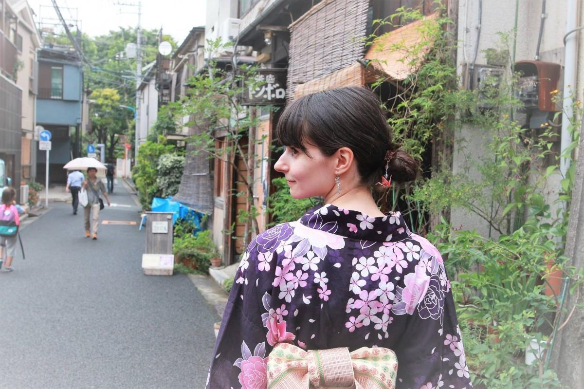 神楽坂で訪日外国人向け日本文化体験イベント「神楽坂夏祭り2018」が開催される(画像=昨年開催時の様子)