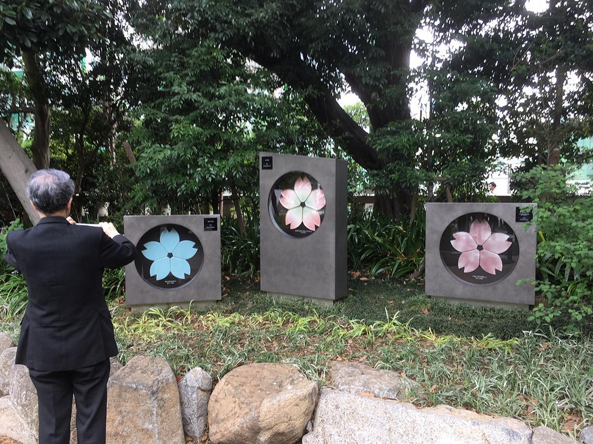 神奈川県・東京都・千葉県のさくら陶板