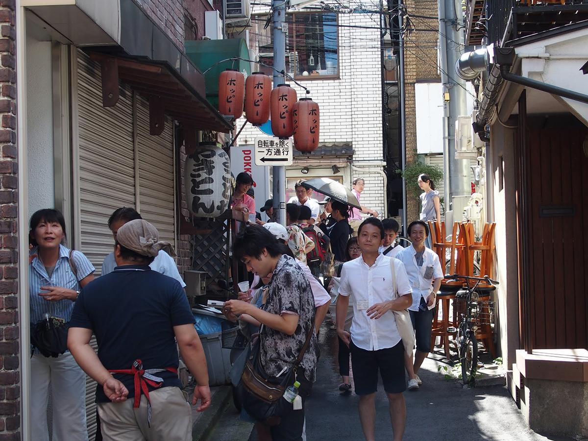 今年で9年目の「大長野酒祭り2019in四ツ谷」が開催(画像=昨年開催時の様子)