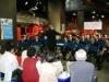 消防博物館で無料コンサート-東京消防庁音楽隊が生演奏
