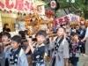 神楽坂・赤城神社で「例大祭」-フランス人参加で国際交流も