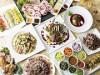 飯田橋のホテル内カフェで「世界の肉料理」テーマのディナービュッフェ