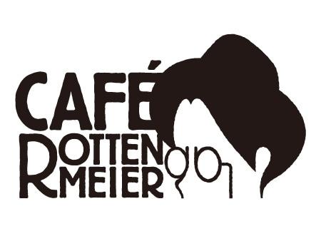 おばあちゃんメードカフェ「カフェ・ロッテンマイヤー」のロゴ