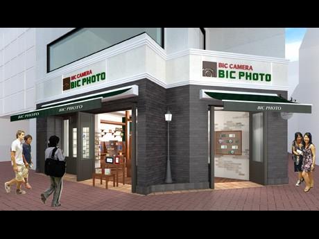 「BIC PHOTO」店舗イメージ