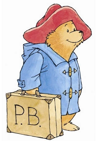 イギリスで誕生した「パディントン ベア」PADDINGTON BEAR © Paddington and Company Ltd 2012 Licensed by Copyrights Asia