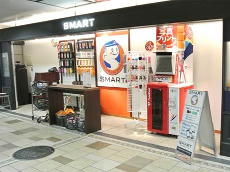 SMART初の駅チカ店舗であるEchika池袋店