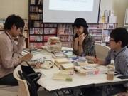 池袋の廃小学校で図書室復活企画-地域に向けた本棚を若者が企画