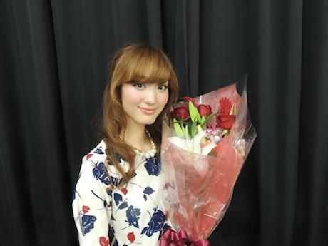 ミス立教大学2013の鎌田あゆみさん