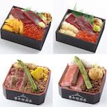東武池袋で「秋の大北海道展」-そっくりスイーツ弁当と本物の弁当セットも