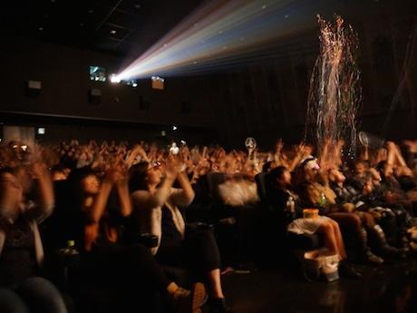 「『マッドマックス 怒りのデス・ロード』絶叫上映」過去開催時の様子