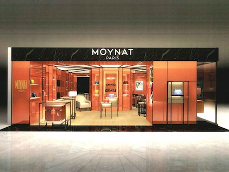 「MOYNAT(モワナ)」店舗外観イメージ