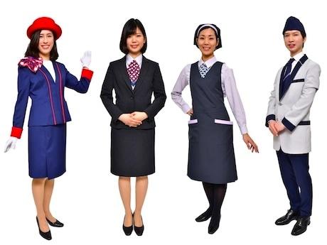 東武池袋、制服を14年ぶりに刷新 「あたたかい心」コンセプトに