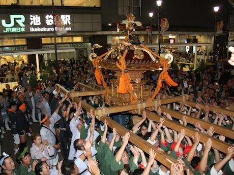 「ふくろ祭り」過去開催時の様子