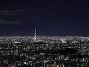 サンシャイン60展望台でビールと夜景のイベント「空よいBar」
