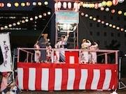 「サンシャインシティ納涼盆踊り大会」今年で40回 民謡歌手のゲストも