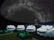 池袋のプラネタリウムで宇宙兄弟のプログラム 原作者によるオリジナル脚本