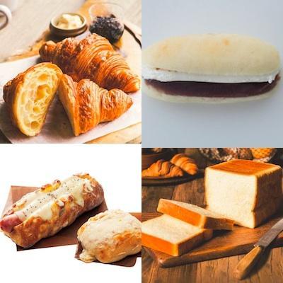 「IKEBUKURO パン祭」で販売するパン