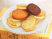池袋でパンケーキ風クッキーの限定販売 メープル・チョコ・キャラメルなど