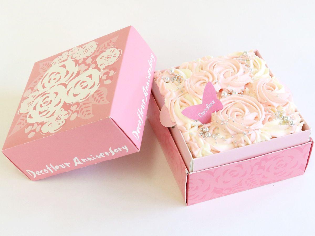 「ジャルダンフルール(ピンク&ホワイトローズ)」