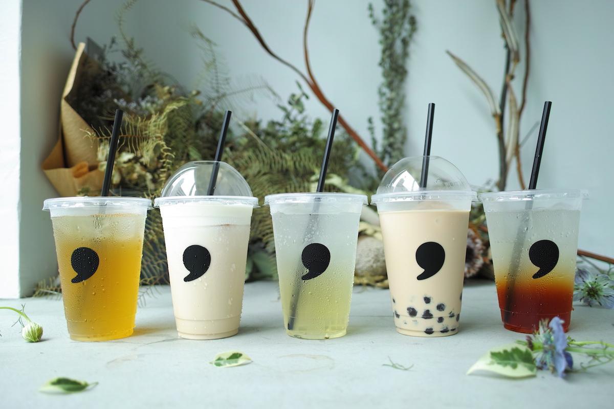 「comma tea(コンマティー)」の商品