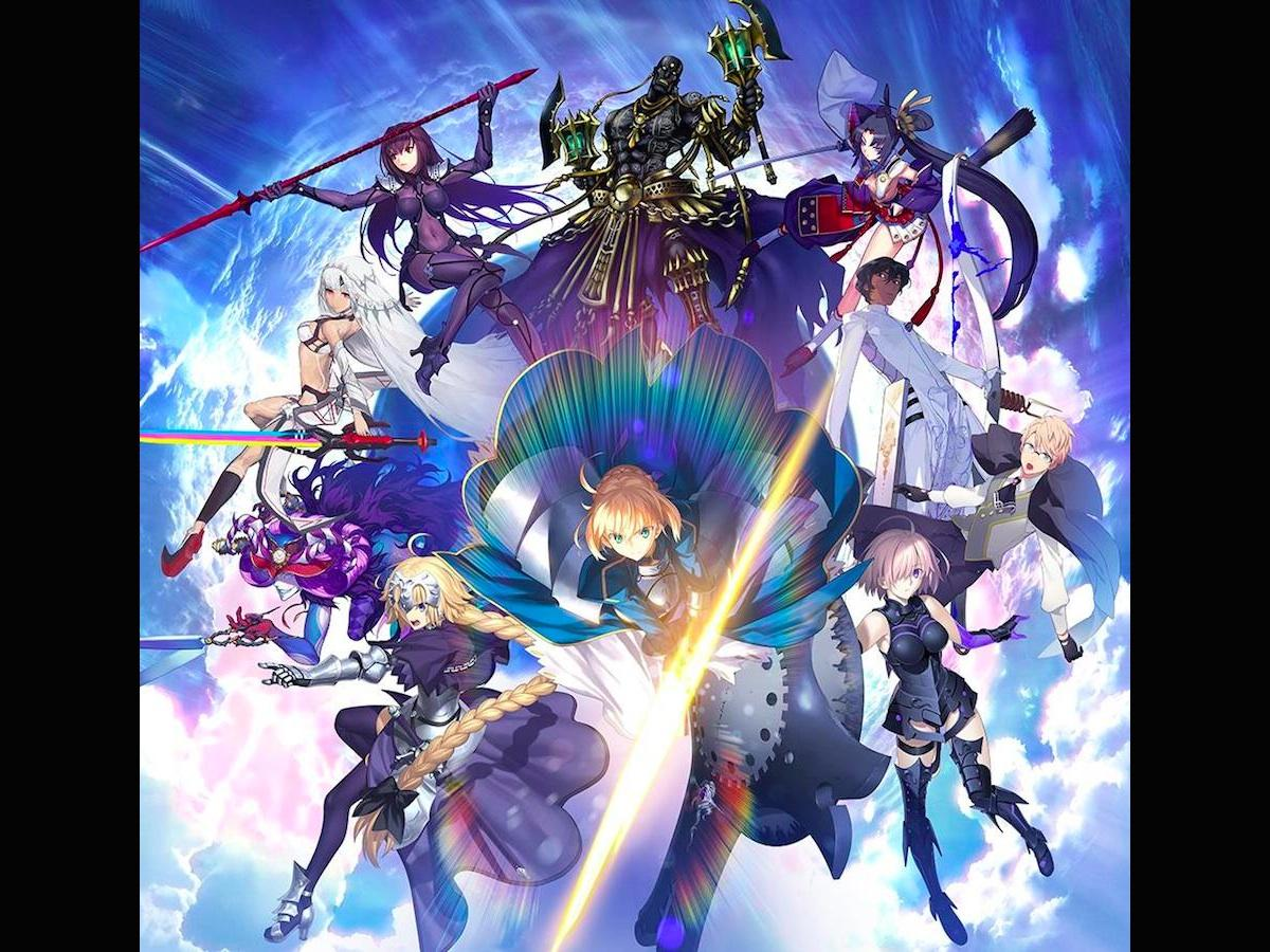 「Fate/Grand Order」 ©TYPE-MOON / FGO PROJECT