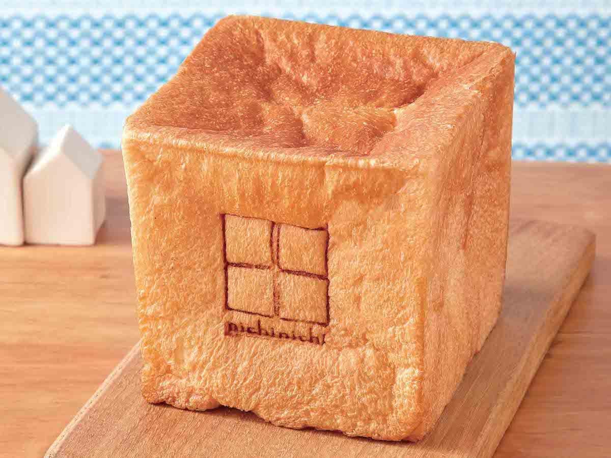 「nichinichi 食パン」