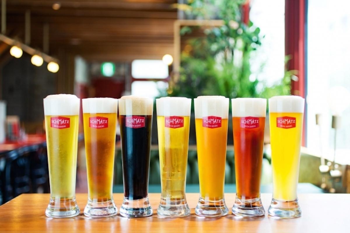 国内醸造のクラフトドイツビールなど販売