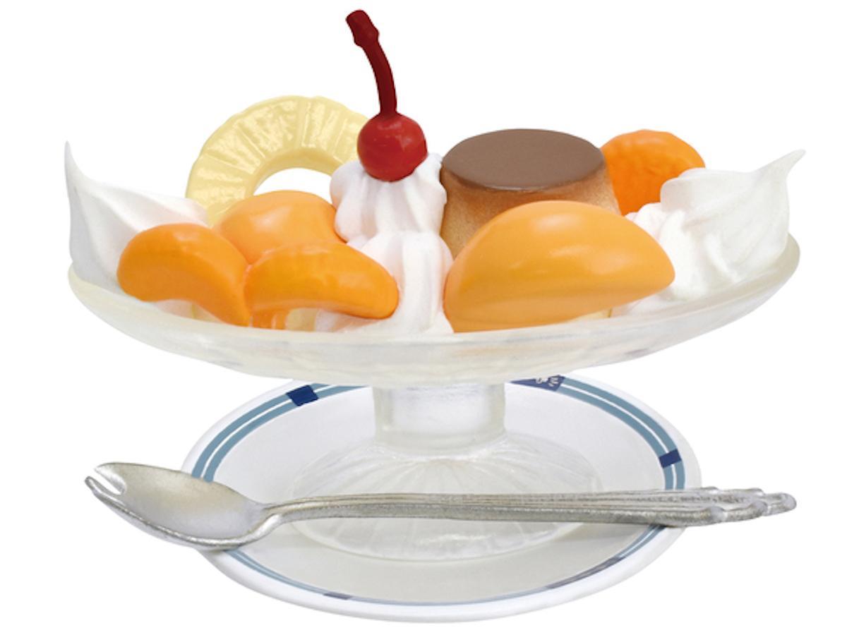 池袋「タカセ洋菓子」プリンアラモード