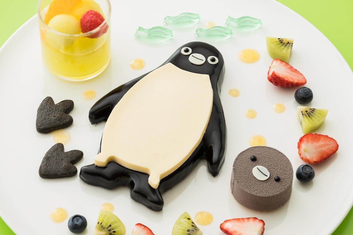 「Suicaのペンギンプレート」 ©C.S/JR東日本/D
